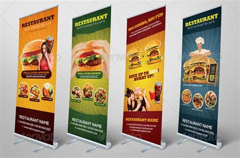 savoy banners v2 yamean creative design studios 10 best images about restaurant banner on pinterest