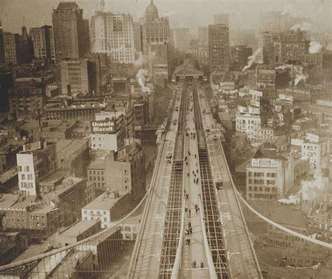Uneeda Shed by New York In Photos 62 Lower Manhattan Bridge