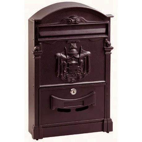 cassetta postale ghisa cassetta postale ghisa bronzo regia posta buca lettere per