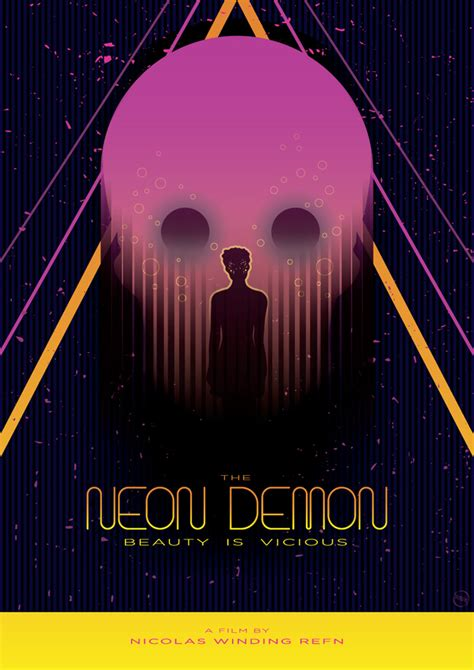 the neon demon new posters the world s largest curated collection of alternative
