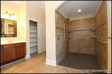 wheelchair accessible bathroom design custom home building and design home building tips