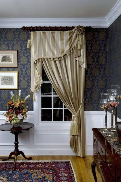 traditional curtains and drapes traditional window treatments 2017 grasscloth wallpaper