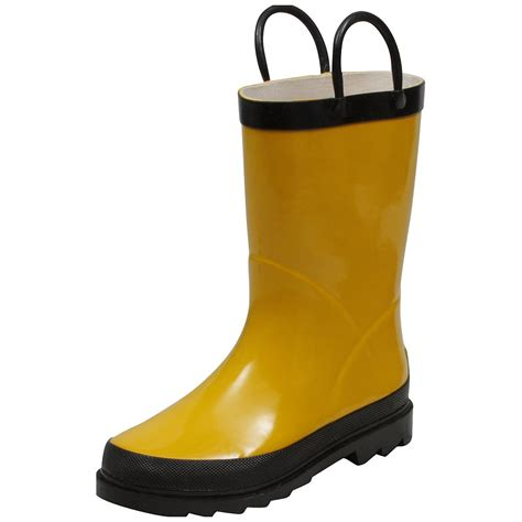 western chief toddler youth firechief rainboot shoes