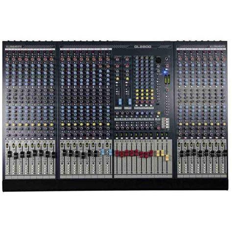 Mixer Audio Murah Bagus jual mixer allen and heath gl2800 824 harga murah primanada