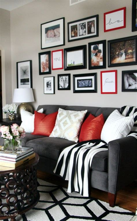 red black white living room best 25 living room red ideas only on pinterest red