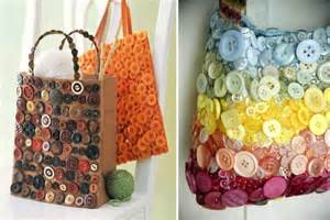 diy craft project personalize your bags using buttons