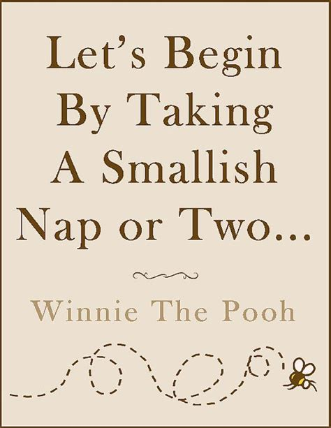 printable pooh quotes printable winnie the pooh nap quote poster