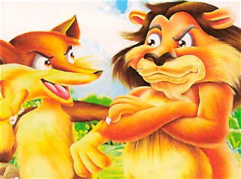 el león, la zorra y el ratón | fábulas cortas