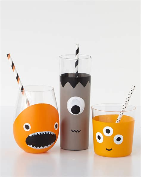 halloween barware 9 easy party decorations to make this halloween petit