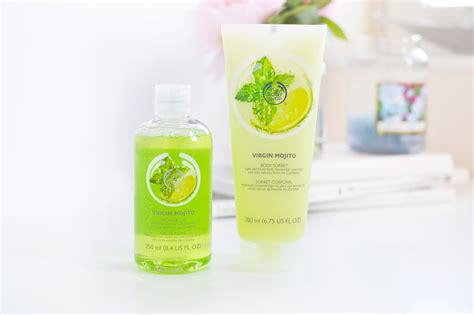Bodyshop Shower Gel Mojito mojito from the shop review