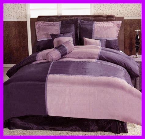 lavender comforter sets queen patchwork bedding comforter set purple lavender queen ebay