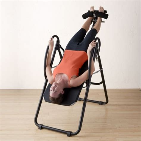Healthrider Inversion Table by Inversion Table February 2011