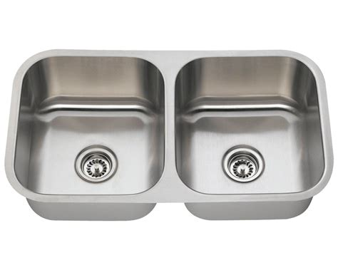 Kitchen Sink Bowls 502a Double Bowl Stainless Steel Kitchen Sink