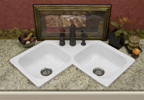 kitchen sinks corner style bowl corner style kitchen sink traditional