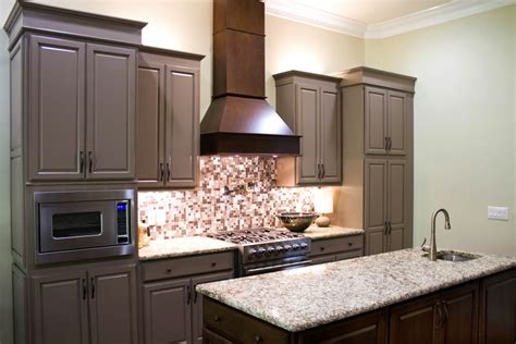 Painted Kitchen Cabinets by Sound Finish Cabinet Painting Refinishing Seattle