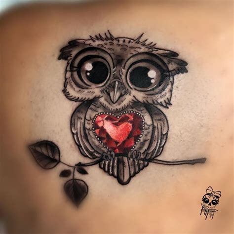 cute small owl tattoos 50 of the most beautiful owl designs and their