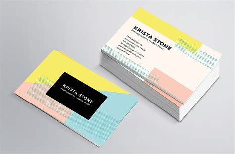 Top Visiting Card Design