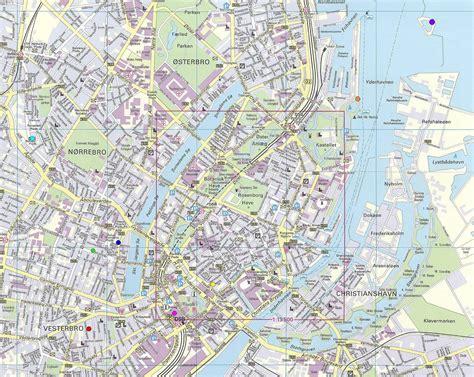 copenhagen map copenhagen map copenhagen denmark mappery