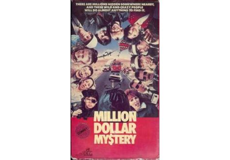 The Million Dollar Mystery million dollar mystery 1987 on hbo united states