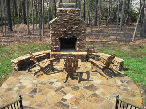 outdoor pit with chimney the benefits of a pit chimney pit design ideas