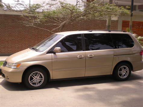 2000 Honda Odyssey by 2000 Honda Odyssey Information And Photos Momentcar