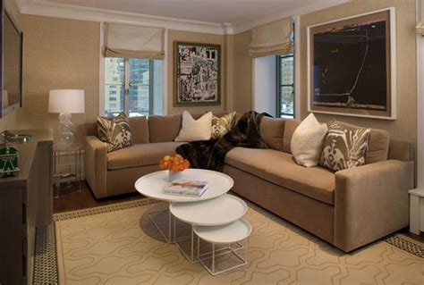 color scheme for living room and dining room
