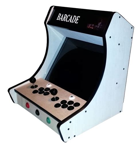 Bar Top Arcade by Bartop Arcade Kit Room Solutions
