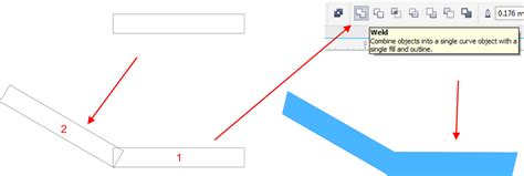 cara membuat gambar transparan lewat corel tutorial coreldraw cara membuat brosur seminar simpel