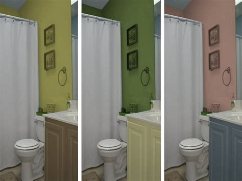 colors for bathrooms best color for a small bathroom finest best color for