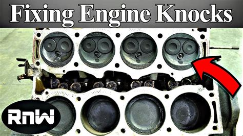 easily diagnose  fix engine knock youtube