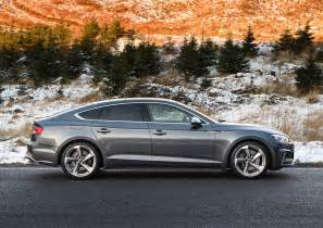 audi a5 sportback 2017 features equipment and