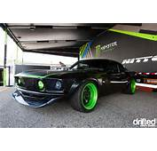 Jacked Up Mustang Gittins Rtr Classic