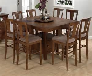 counter height dining set winning sets oak