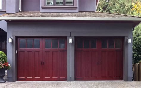 Garage Door Keeps Reopening Garage Doors Vancouver New Custom Projects 778 655 0466