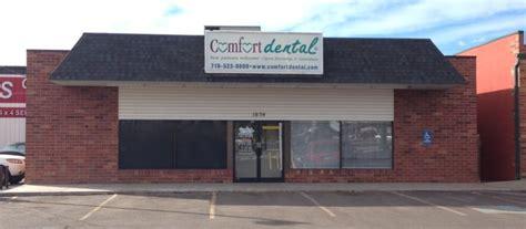 comfort dental colorado locations comfort dental 1634 york rd reviews colorado springs