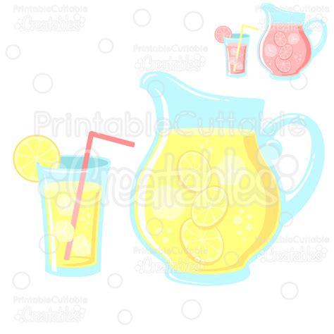lemonade clipart lemonade svg cutting file clipart