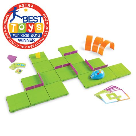 speelgoed programmeren code go robot mouse activity set learning resources 174