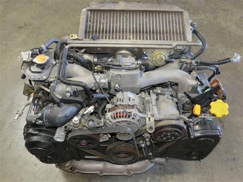 jdm ej turbo subaru impreza wrx engine automatic transmission avcs obd ej wiring harness