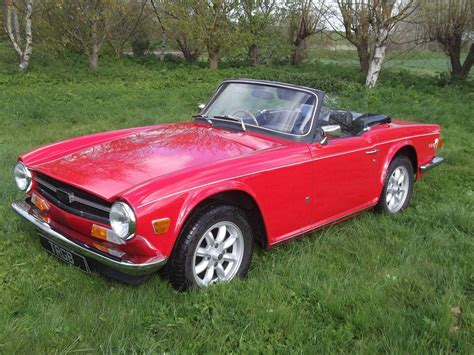 1973 triumph tr6 for sale classic cars for sale uk