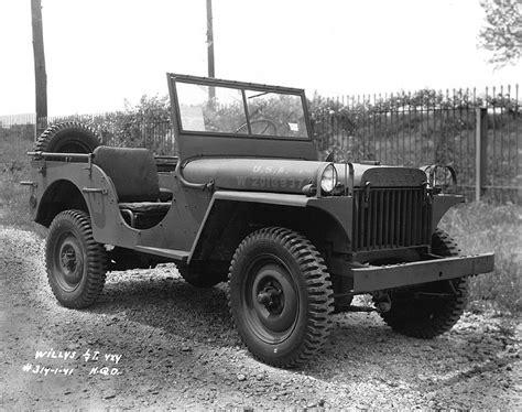 Jeep Ma Jeep Willys Un Brave Petit Soldat Automobile