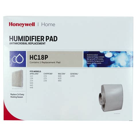 honeywell whole house humidifier honeywell hc18p1009 whole house humidifier pad honeywell store