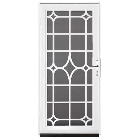 Unique Home Designs 36 in. x 80 in. Lexington White