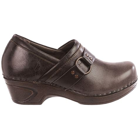 clogs for womens sofft berit leather clogs for save 68