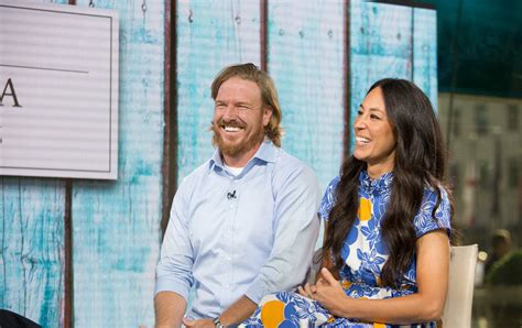 where do chip and joanna gaines live chip joanna gaines were scared fixer upper would cause