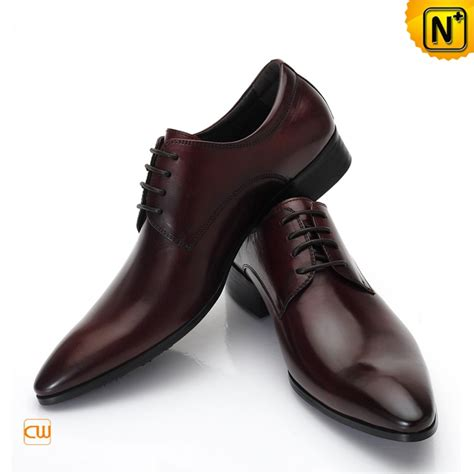 mens designer oxford shoes mens distressed leather oxford dress shoes cw762011