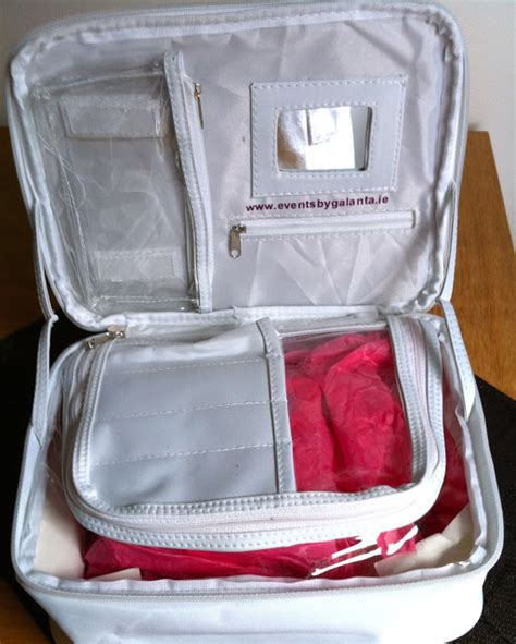 make up bag with sections make up for dolls bridal survival kit review