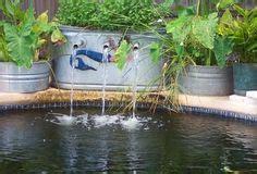Pompa Aquarium Ginga my pond progression diy skippy inherited pond renovation