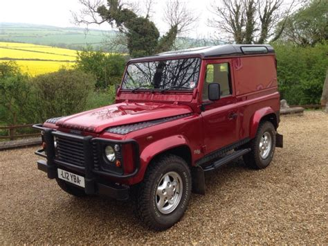 land rover maroon maroon defender 90 land rover defender red pinterest