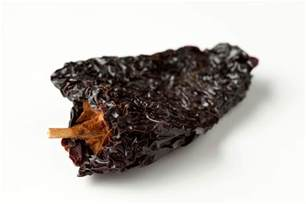 what is an ancho chile pepper