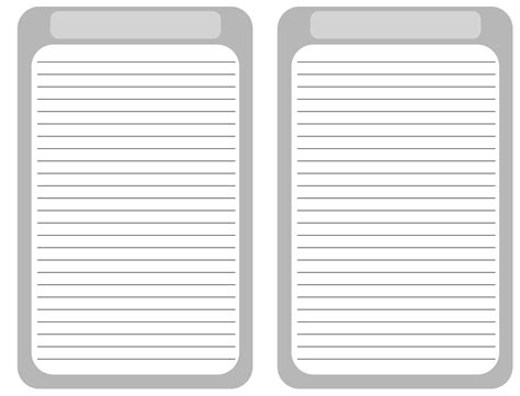 Printable Blank Journal Pages | blank journal pages printable for you new added